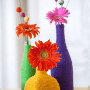 ваза своими руками фото 071