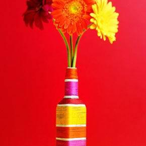 ваза своими руками фото 073