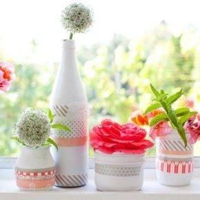 ваза своими руками фото 106