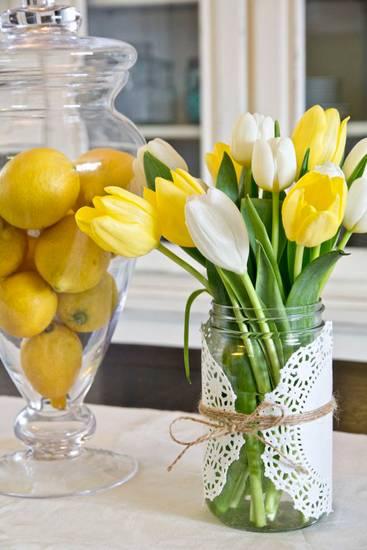 ваза своими руками фото 108