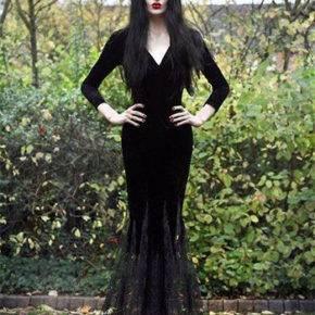 костюм ведьмы на хэллоуин фото 002