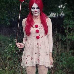 образ на хэллоуин для девушек фото 008