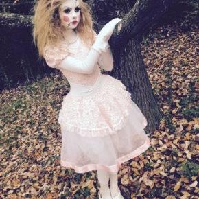 образ куклы на хэллоуин фото 014