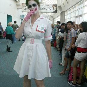 костюм медсестры на хэллоуин фото 015
