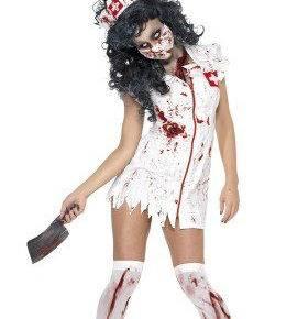 костюм медсестры на хэллоуин фото 016