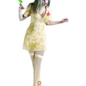 костюм медсестры на хэллоуин фото 017