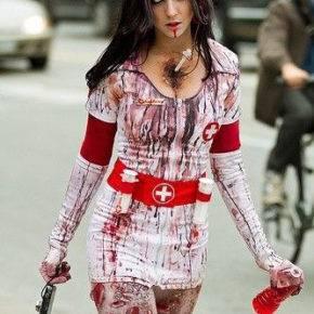 костюм медсестры на хэллоуин фото 019