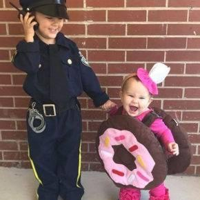 костюмы на хэллоуин для детей фото 030