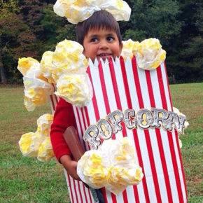 костюмы на хэллоуин для детей фото 032