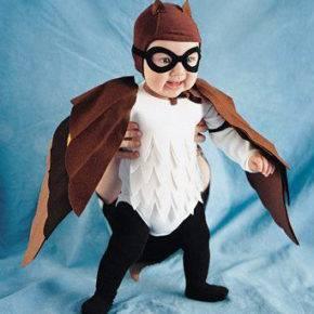 костюмы на хэллоуин для детей фото 037