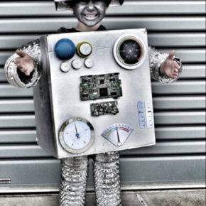 костюмы на хэллоуин для детей фото 040