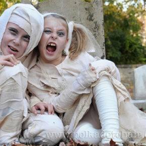 костюмы на хэллоуин для детей фото 041
