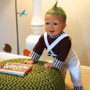 костюмы на хэллоуин для детей фото 043