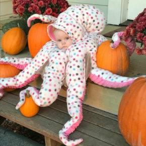 костюмы на хэллоуин для детей фото 045