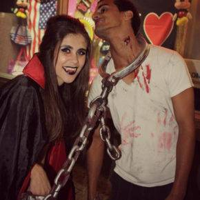 парные костюмы на хэллоуин фото 062