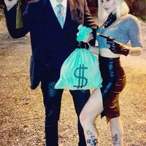 парные костюмы на хэллоуин фото 066
