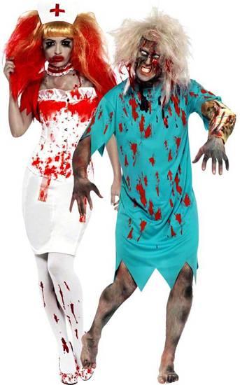 парные костюмы на хэллоуин фото 067