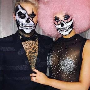 парные костюмы на хэллоуин фото 070