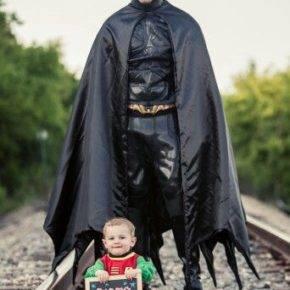 семейный образ на хэллоуин фото 071