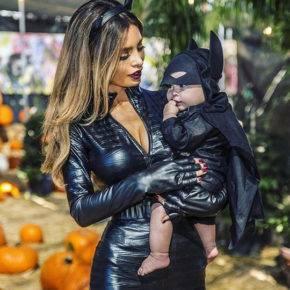 семейный образ на хэллоуин фото 072