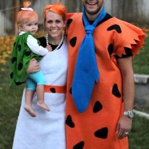 семейный образ на хэллоуин фото 088