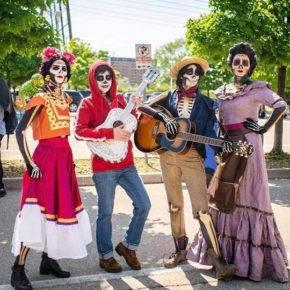 семейный образ на хэллоуин фото 101