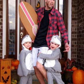 семейный образ на хэллоуин фото 102