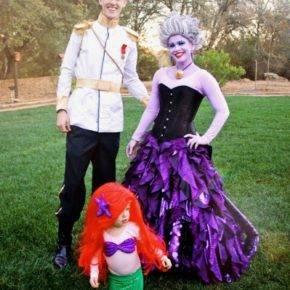 семейный образ на хэллоуин фото 106