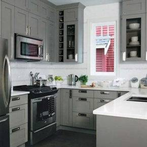 кухонная мебель фото 003