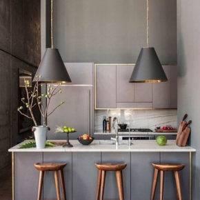 кухонная мебель фото 007