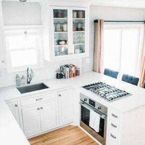 кухонная мебель фото 010