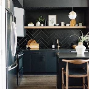 кухонная мебель фото 012