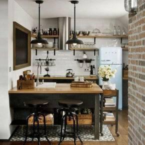 кухонная мебель фото 014