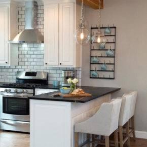 кухонная мебель фото 016