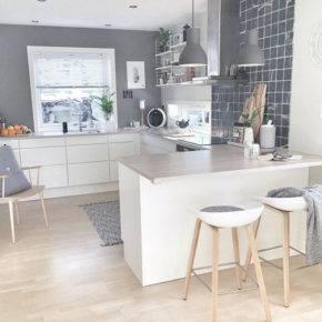 кухонная мебель фото 017