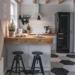 кухонная мебель фото 021
