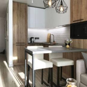 кухонная мебель фото 022