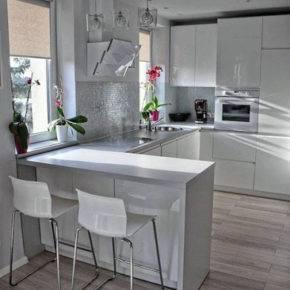 кухонная мебель фото 023