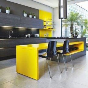кухонная мебель фото 030