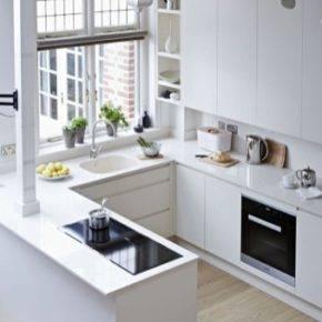 кухонная мебель фото 034