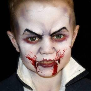 макияж на хэллоуин фото 01