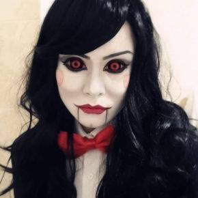 макияж на хэллоуин фото 03