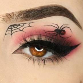 макияж на хэллоуин фото 09