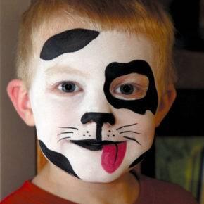 макияж на хэллоуин фото 15