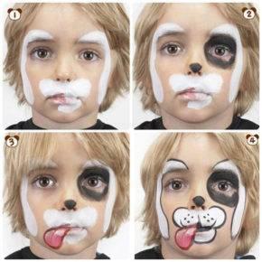 макияж на хэллоуин фото 16