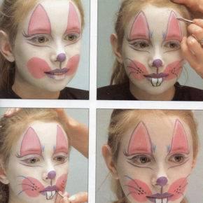 макияж на хэллоуин фото 17