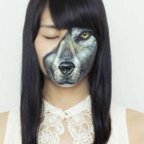 макияж на хэллоуин фото 19