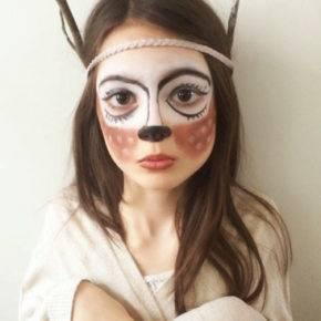 макияж на хэллоуин фото 20