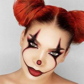 макияж на хэллоуин фото 22