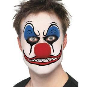 макияж на хэллоуин фото 23